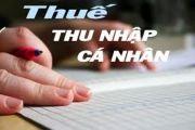 Phần mềm Đăng ký mã số thuế TNCN 2.5 + Link download