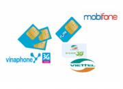 Bán Sim 3G cho iPad Air giá rẻ cộng dung lượng 12 tháng