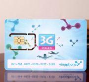 Bán Sim 3G Vinaphone giá rẻ, khuyến mại 12 tháng, giao hàng miễn phí