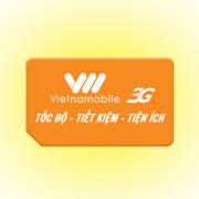 Bán Sim 3G Vietnamobile giá rẻ KM cộng 60Gb tha hồ dùng