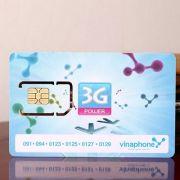 Sim 3G Vinaphone không giới hạn dung lượng + nghe gọi, sms miễn phí