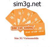 Sim 3g Vietnamobile giá rẻ nhất Hà Nội