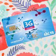 Sim 3G Vinaphone mua ở đâu là rẻ nhất Hà Nội?