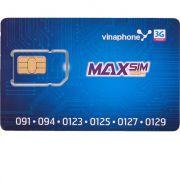 Sim 3G Vinaphone 144Gb miễn phí 12 tháng
