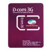 Sim 3G Viettel Dcom 2,5Gb/tháng