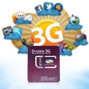 Sim 3G Viettel Dcom 120Gb