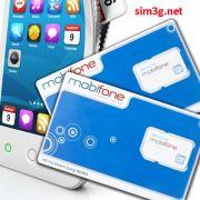 Sim 3G/4G Fast Connect Mobifone 310Gb trọn gói 5 tháng