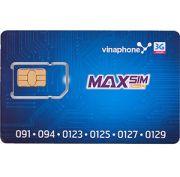 Sim 3G/4G Vinaphone ezCom 120Gb/tháng