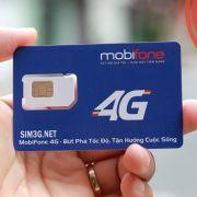 Sim 3g/4g Mobifone 60Gb/tháng nghe gọi thoải mái